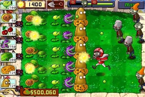 Gaming popcap games plants vs zombies techwelike