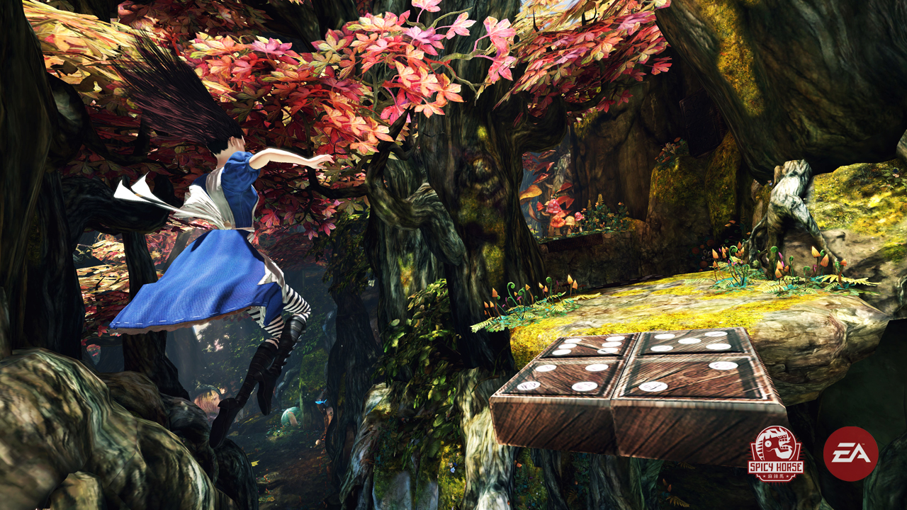 alice madness returns review  video game