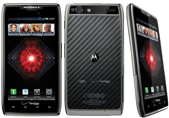 Motorola Droid Razr Maxx Verizon