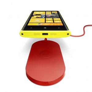 Nokia Wireless Charging Plate - Nokia Lumia 920
