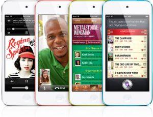 Apple iPod Touch 5th Generation - Analie Cruz