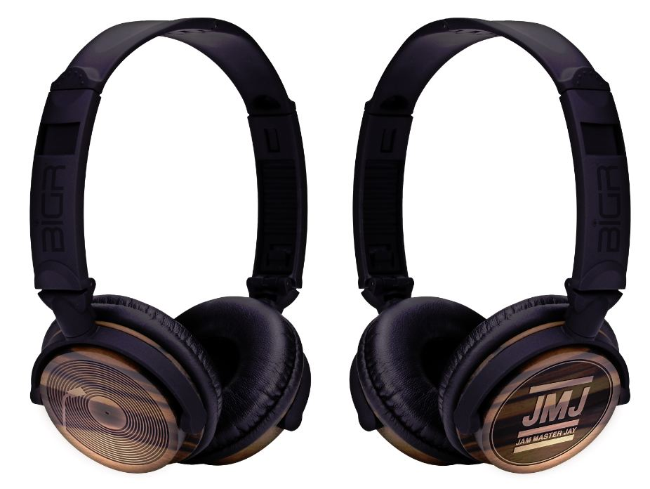 BiGR Audio Jam Master Jay Headphones: Honoring A Legend