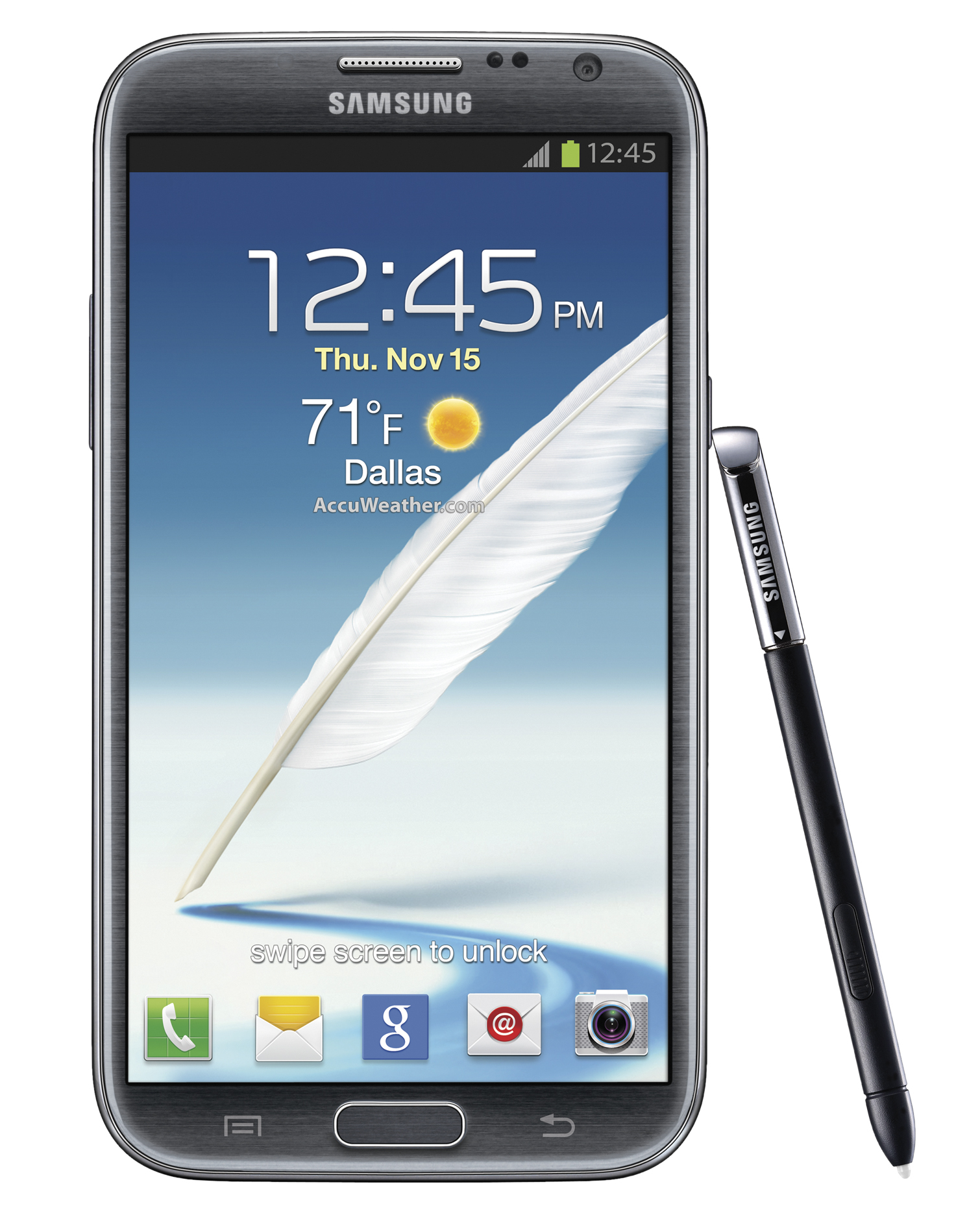 Samsung Galaxy Note II: Coming Soon