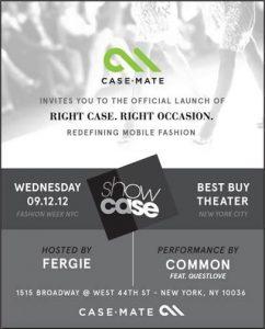 case-mate Invitation - Analie Cruz