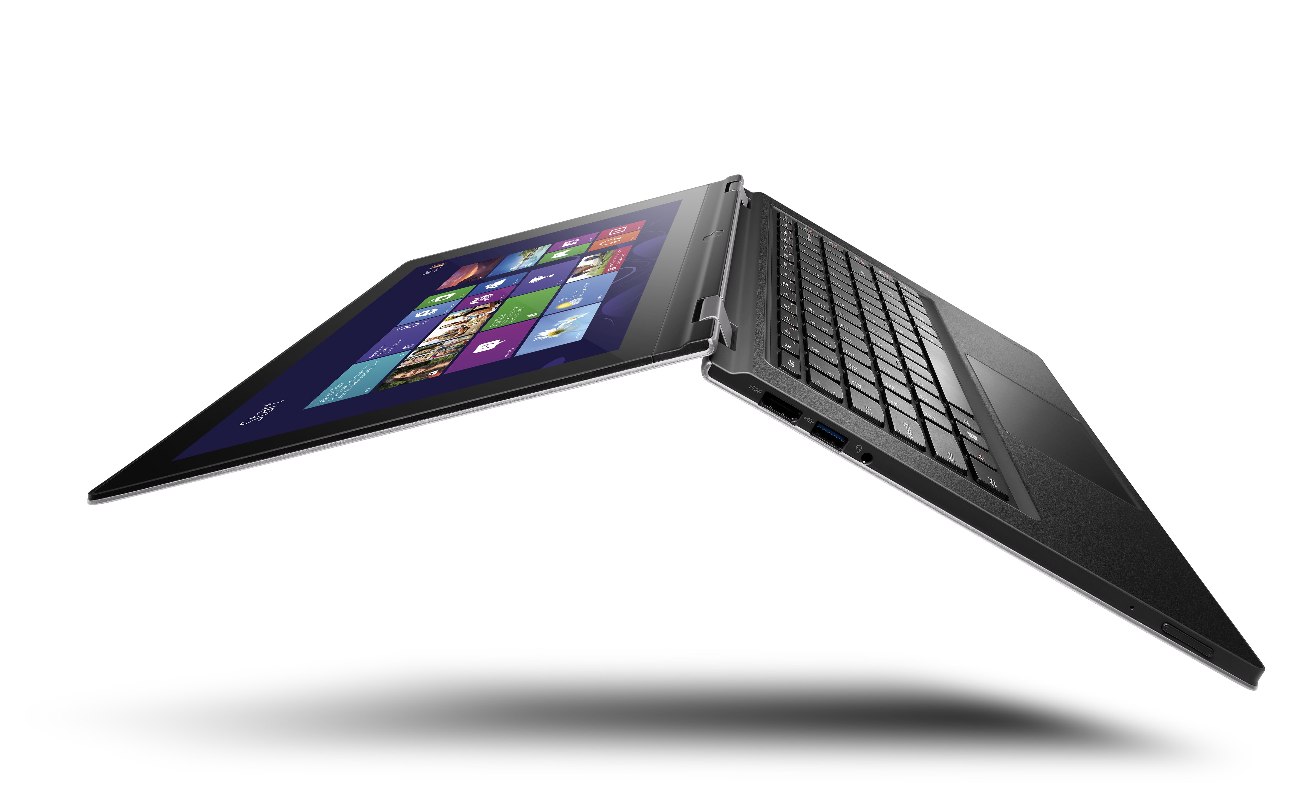 lenovo introduces the ideapad yoga 11 13. Black Bedroom Furniture Sets. Home Design Ideas
