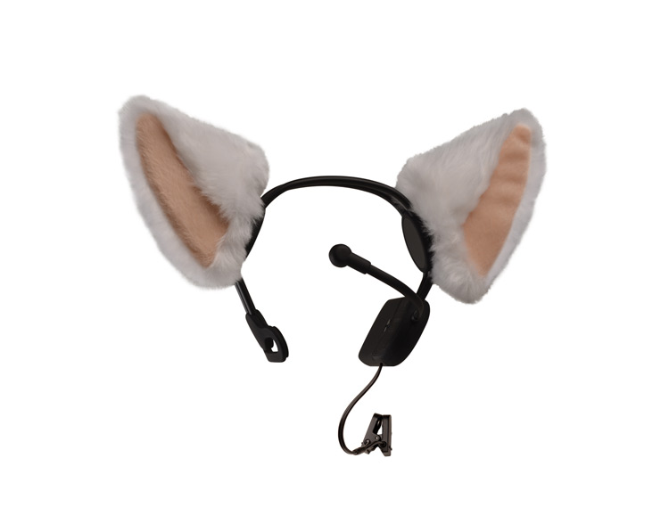 Necomimi Cat Ears – Detect and Express Emotion [Comic Con]