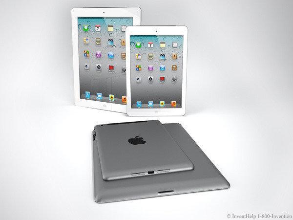 iPad Mini Rumored Images [LA Times Photo Credit]