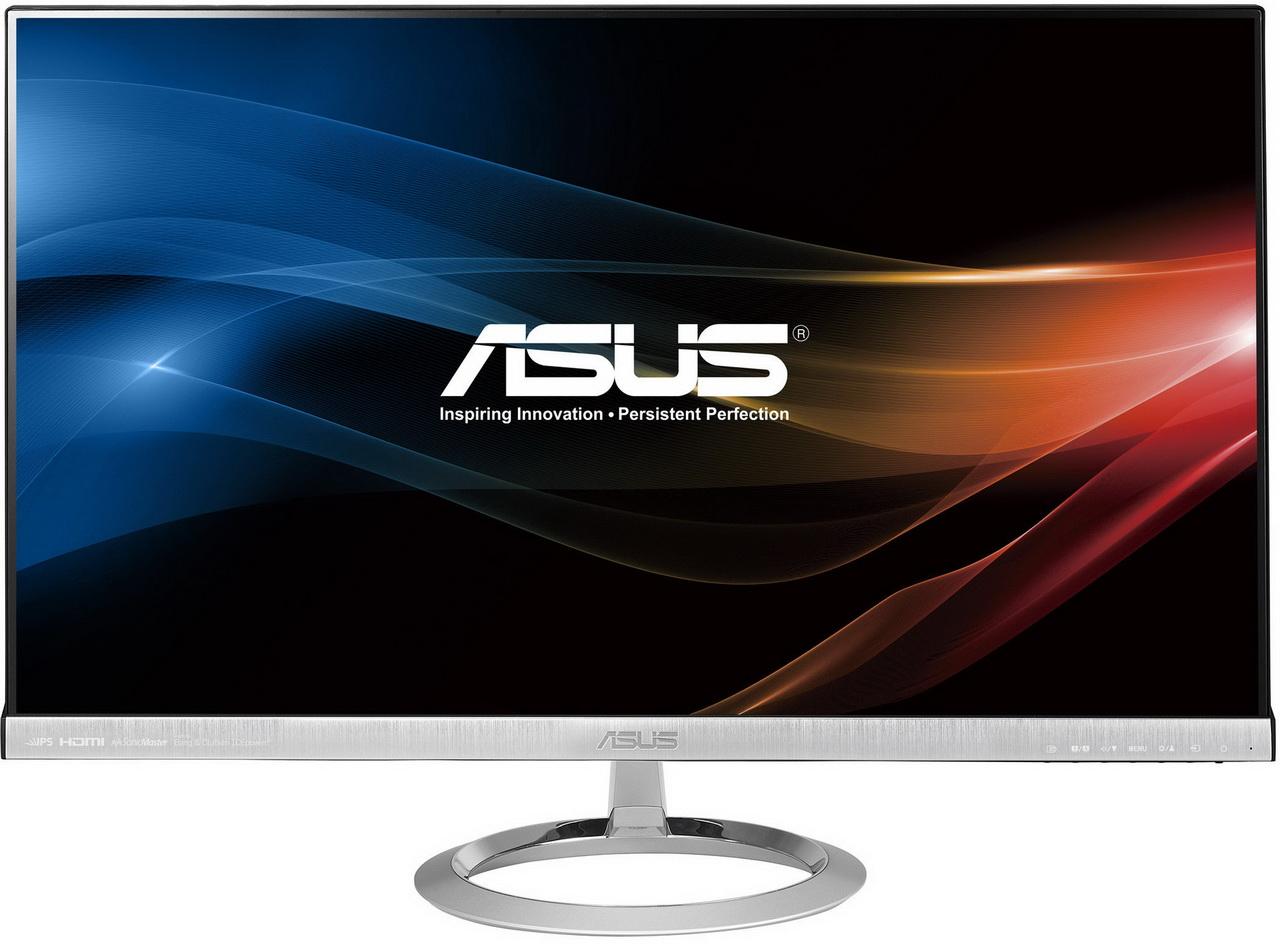 Asus Announces The Designo Mx279h And Mx239h Frameless
