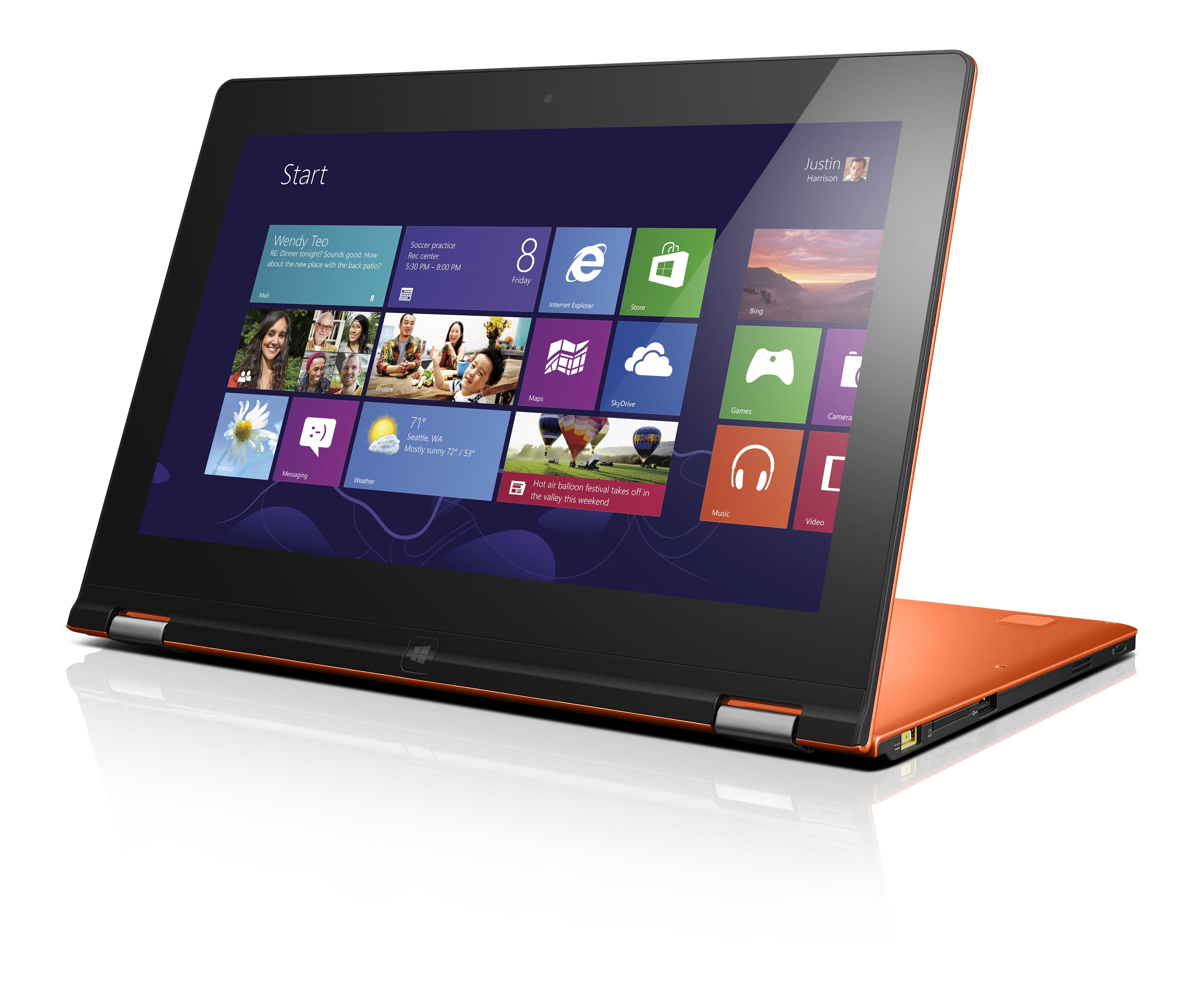 Lenovo's IdeaPad Yoga 13: Not Your Typical Ultrabook