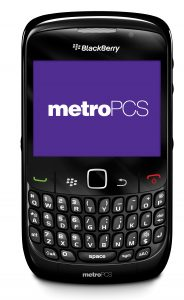 Blackberry Curve 8530 Metro PCS