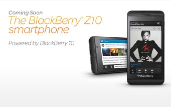 BlackBerry Z10 March 22 - AT&T