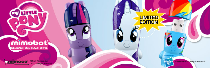 My Little Pony Mimobot Wide