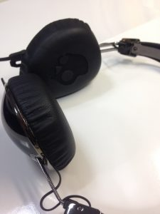 Skullcandy Navigator On-Ear Headphones Review - Analie Cruz - Tech We Like -Side view