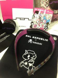 Sol Republic - tokidoki - Tracks HD - On-Ear Headphones - @YummyANA - TWL - Unicorn -11