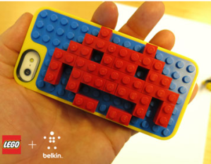 Belkin and Lego - Apple iPhone 5 Case