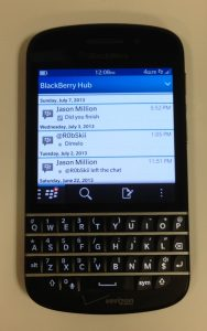 BlackBerry Q10 - BB 10 - Review - Analie (2)
