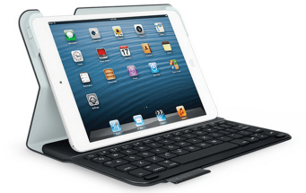 Logitech ultrathin keyboard Folio  Case for iPad stands