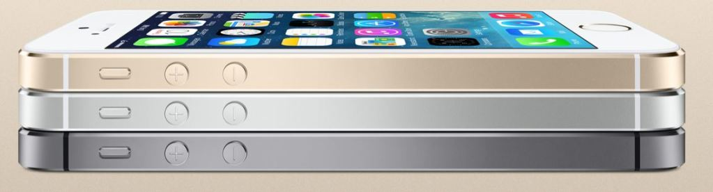 Tech We Like - Apple iPhone 5S Price Pricing 3 colors black white gold - Analie