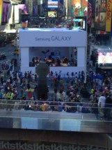 Samsung Unpacked 2013 Times Square