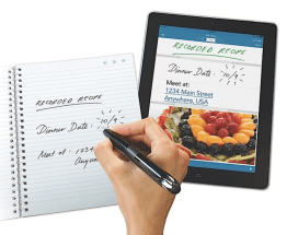 Livescribe 3 Standard - analie-Cruz-notebook