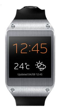 Samsung Galaxy Gear Watch Smartwatch- Analie-cruz