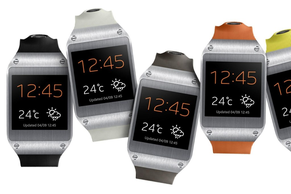 Samsung Galaxy Gear to be Compatible With Most Galaxy S Phones Soon-Analie