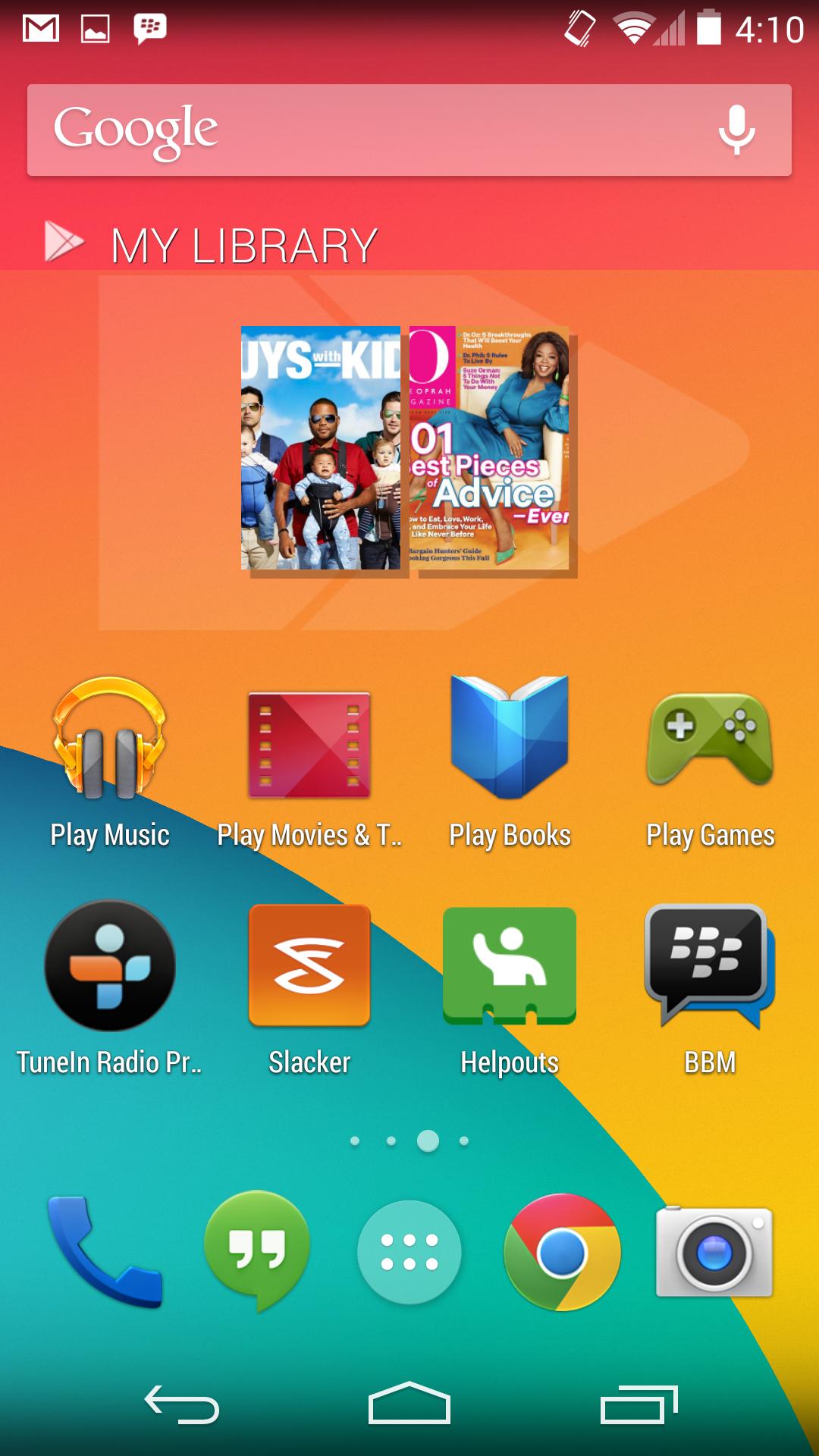 Google Nexus 5 Smartphone Review