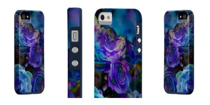 Case-Mate Midnight Roses Case Amy Sias Collection Review Apple iPhone 5 5S Samsung Galaxy S 4