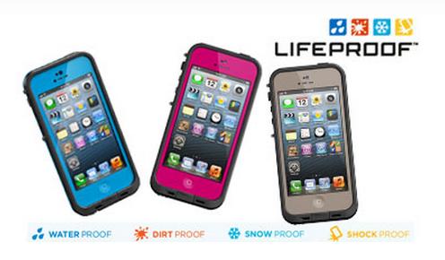 LifeProof Cases for Apple iPhone iPad Samsung Galaxy S 4 - Analie Cruz - TechWeLike