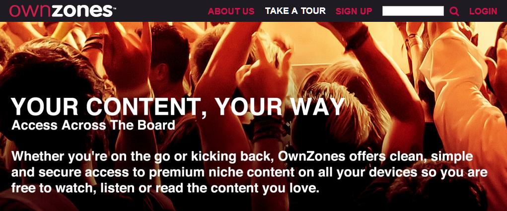 OwnZones Banner