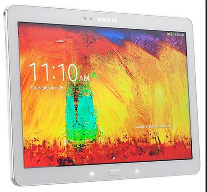 Samsung Galaxy Note 10.1 Tablet Analie Cruz TechWeLike.com