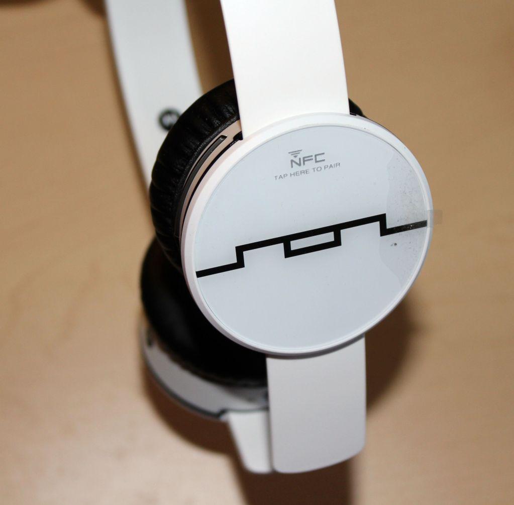 Sol Republic x Motorola Tracks Air Headphones Review - Analie Cruz - Tech WE Like NFC Sticker