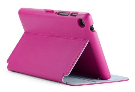 Speck Products - StyleFolio Case for Google Nexus 7-2013-Version-tablet-Fuschia-Pink