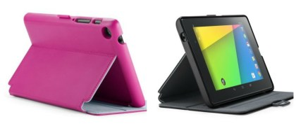 Speck Products StyleFolio Case for Google Nexus 7 Tablet 2013 Version