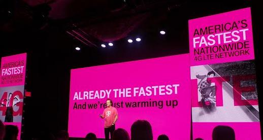 T-Mobile Uncarrier 4.0 CES 2014 - #CES2014  - 2