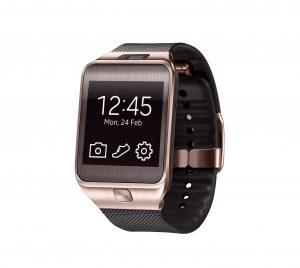 Samsung Gear 2 Smartwatch - Gold 2
