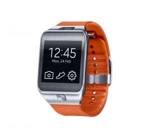 Samsung Gear 2 Smartwatch - orange 2- Cruz Tech We Like