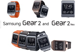 Samsung Gear 2 and Gear 2 Neo Smartwatch Official