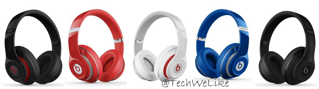 Beats Studio Wireless Headphones Review - Beats By Dre - Analie Cruz - Tech We Like - COLOR OPTIONS