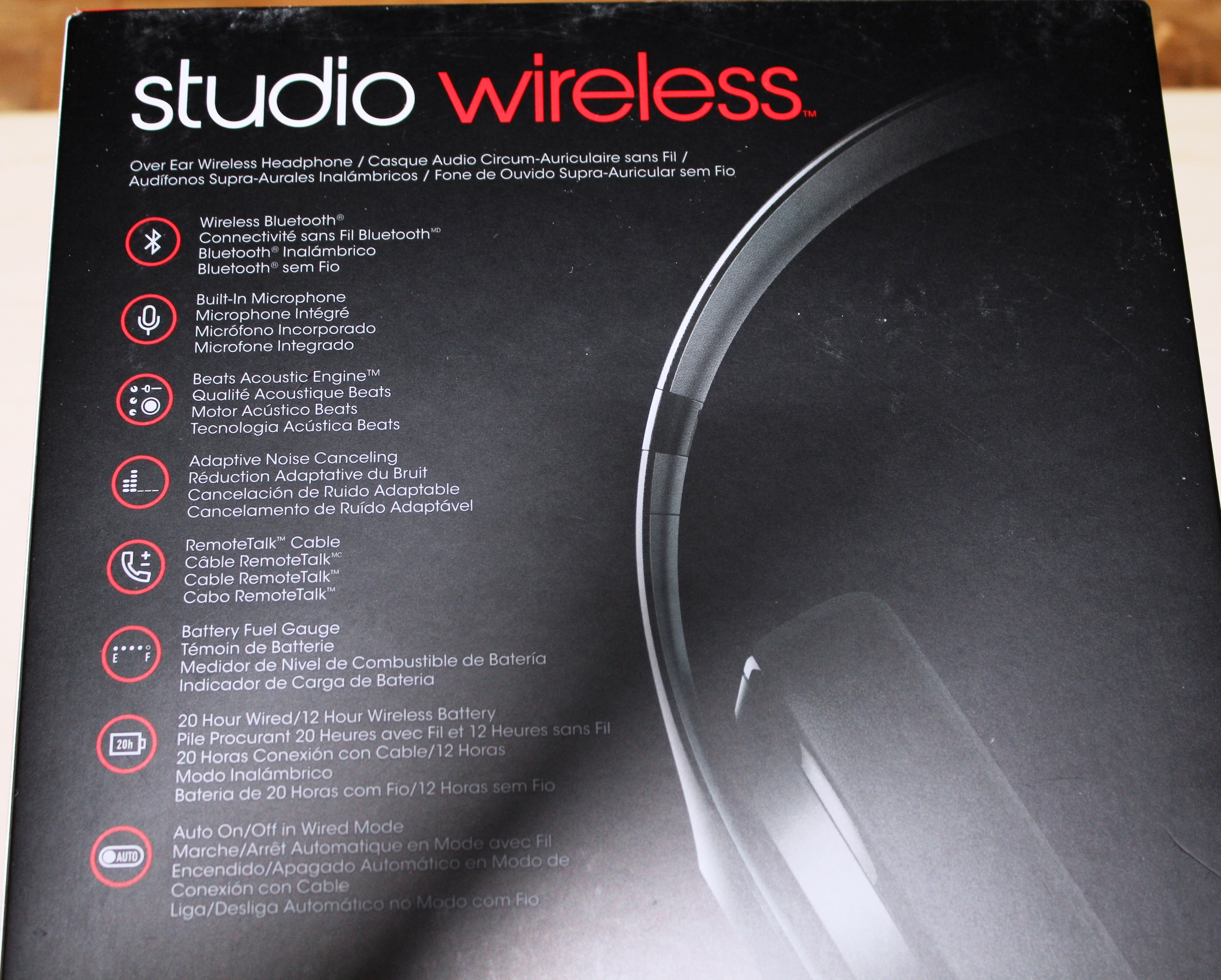 beats studio wireless quick start guide