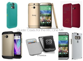 Shopping Guide Cases for the HTC One M8 Phone 2014