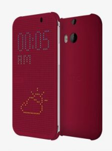 HTC One M8 Dot View Case - for HTC One M8 Phone - Tech We Like - Cruz
