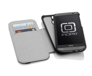 Incipio Watson Wallet Folio Case With Removable Cover for HTC One M8 Phone - Tech We Like - Cruz