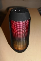 JBL Pulse Wireless Bluetooth Speaker Review - Tech We Like - Cruz (14)