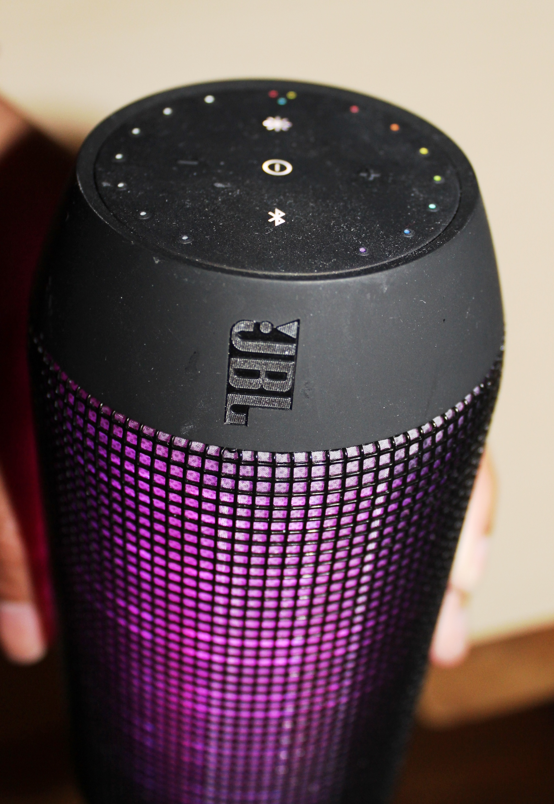 Jbl Pulse Wireless Speaker Review on battery equalizer