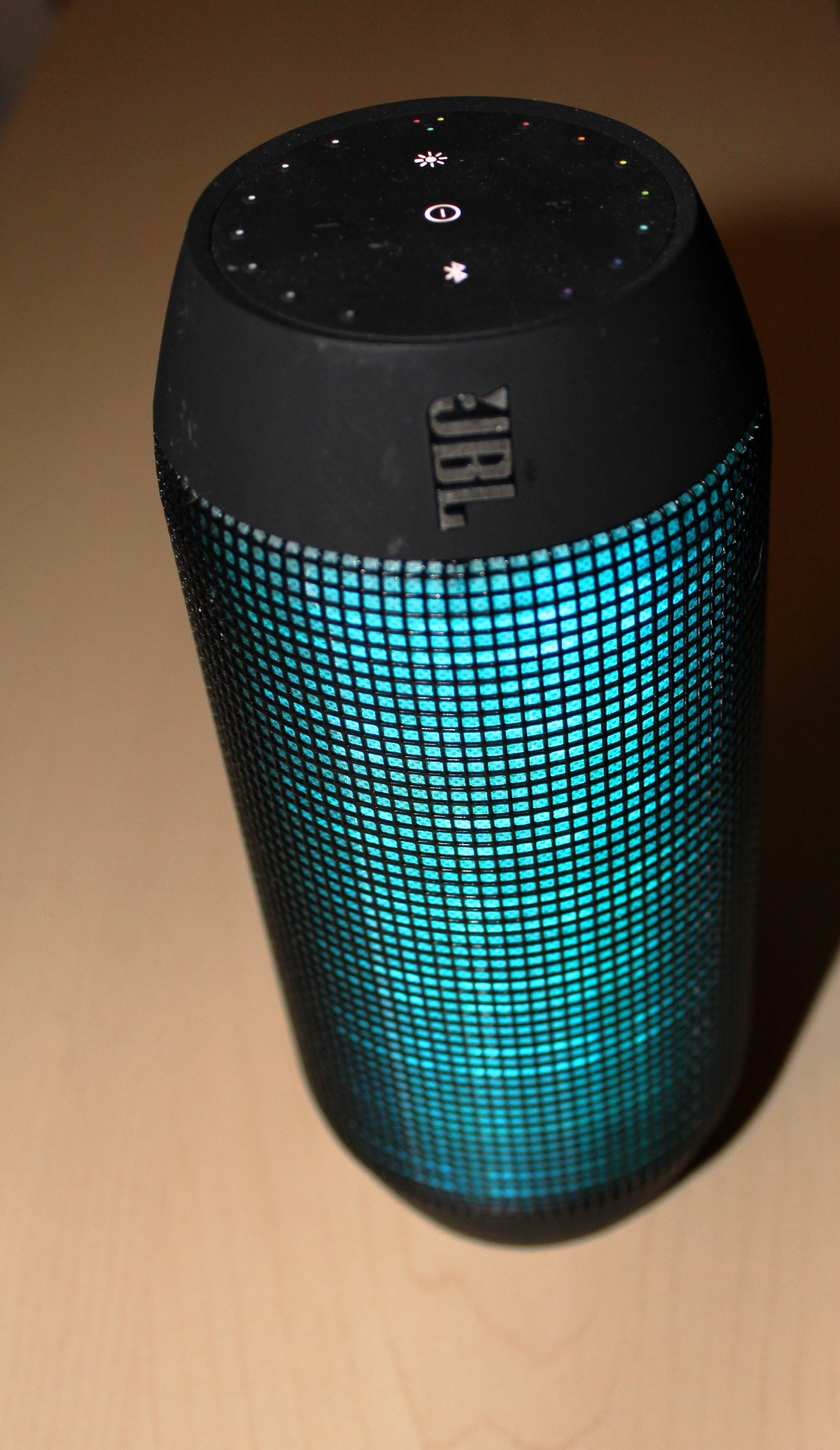 JBL Pulse Portable Bluetooth Speaker Review - #HearTheTruth