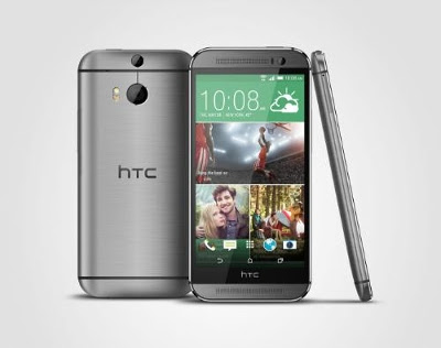 New HTC One M8 - Silver - Tech We Like