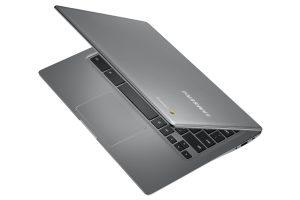 Samsung Chromebook 2 Series 13.3 inch - Angle View - Tech We Like