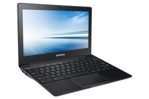 Samsung Chromebook 2 Series - Black 11 Inch -Angled - TechWeLike - Cruz (4)
