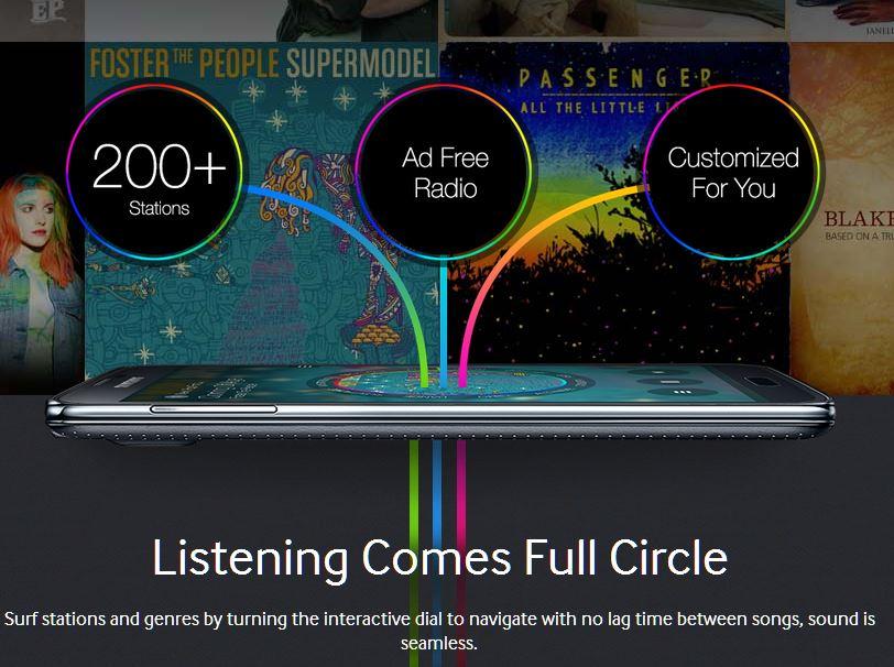 Samsung Milk Music - Features - Cruz - TechWeLike